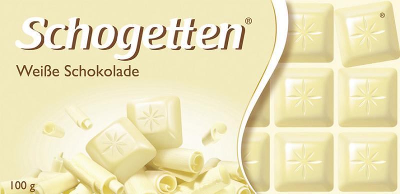 Schogetten Weiße Schokolade