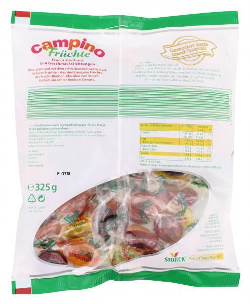 Storck Campino Früchte