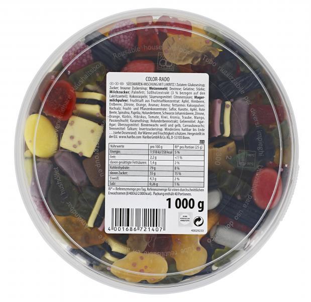 Haribo Color-Rado Snack Box