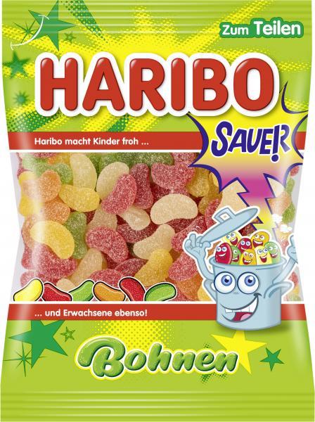 Haribo Saure Bohnen