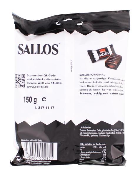 Villosa Sallos Das Original