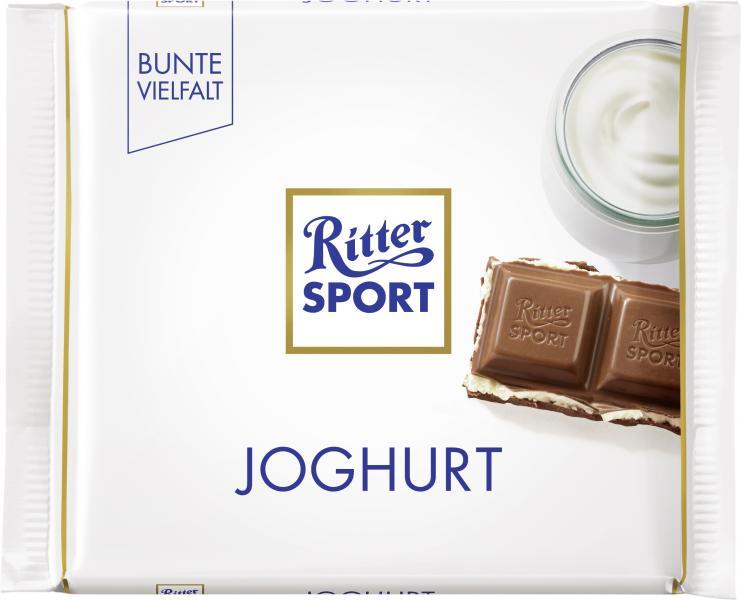 Ritter Sport Bunte Vielfalt Joghurt