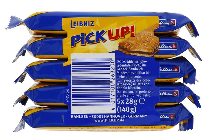Leibniz Pick Up! Choco