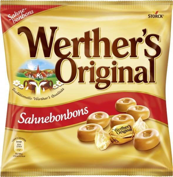 Werther's Original Klassische Sahnebonbons