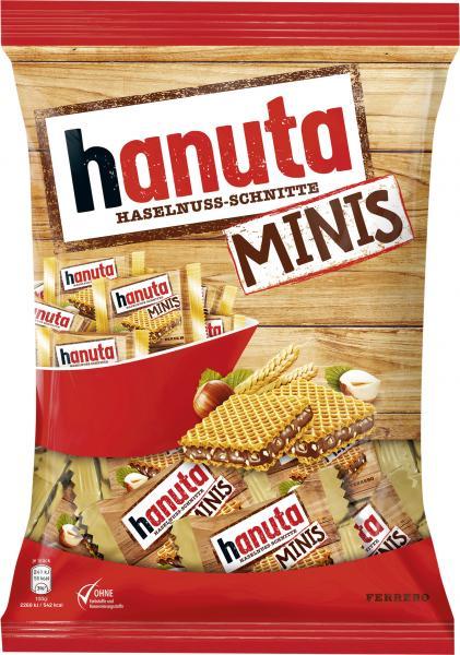 Hanuta Minis