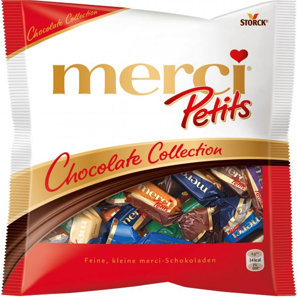 Merci Petits Chocolate Collection