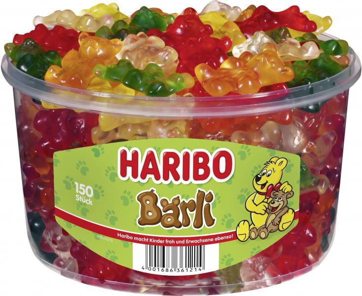 Haribo Bärli