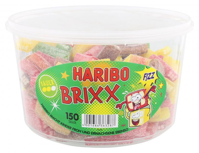Haribo Brixx Sauer