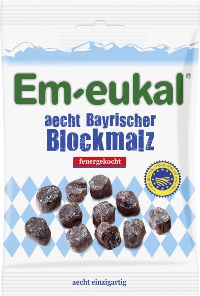 Dr. C. Soldan Aecht Bayrischer Blockmalz