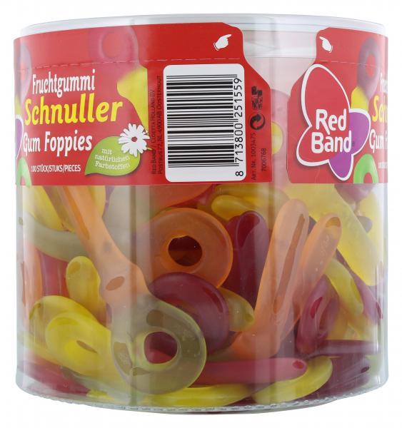 Red Band Fruchtgummi Schnuller
