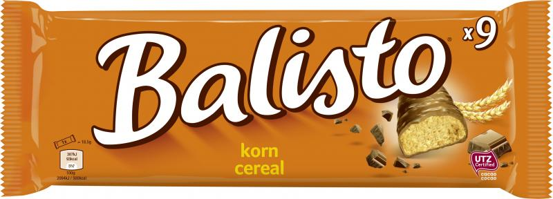 Balisto Korn Cereal Multipack