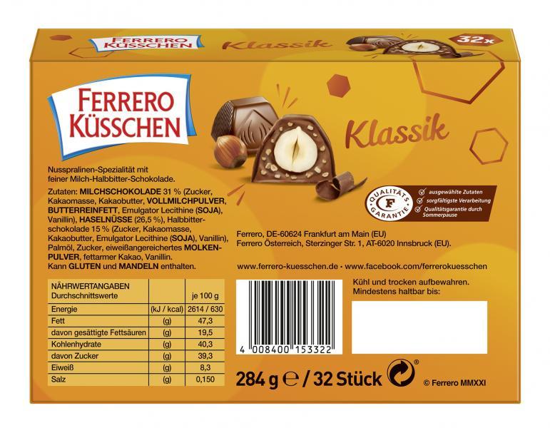 Ferrero Küsschen Vorratspack