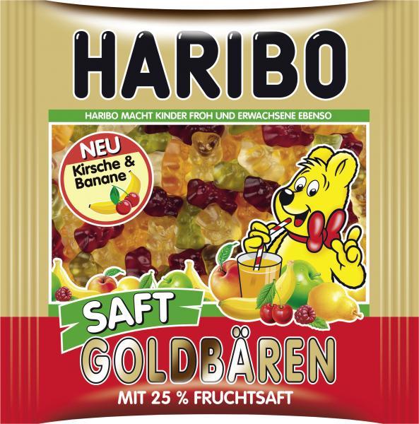 Haribo Saft Goldbären