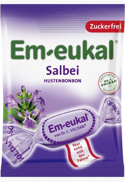 Em-eukal Hustenbonbons Salbei zuckerfrei
