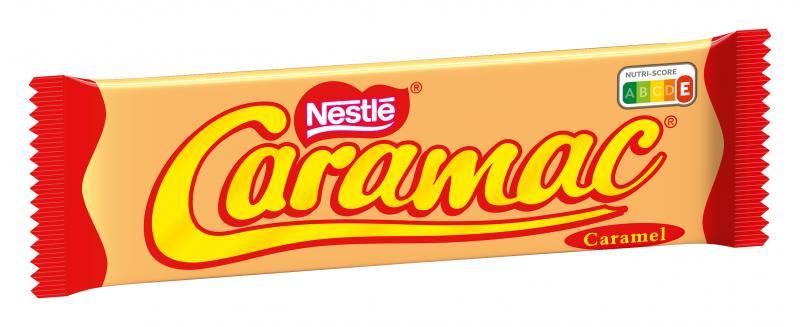 Nestlé Caramac Caramel Riegel