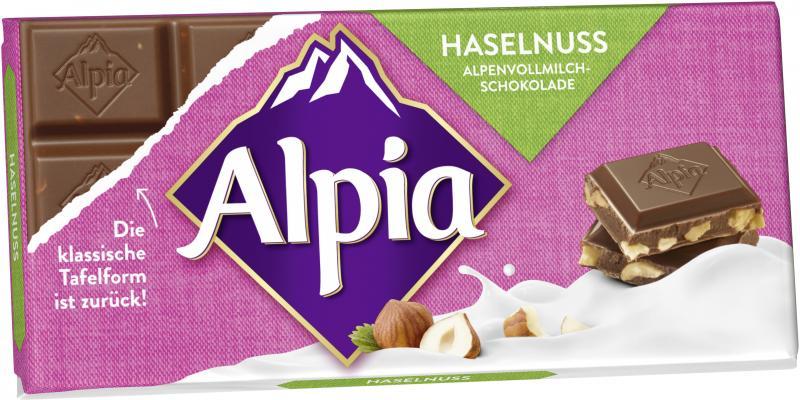 Alpia Haselnuss