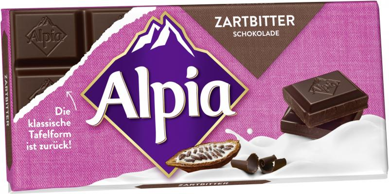 Alpia Zartbitter