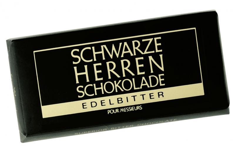 Sarotti Schwarze-Herren-Schokolade Edelbitter 60%