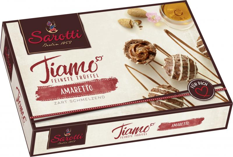 Sarotti Tiamo Amaretto-Trüffel