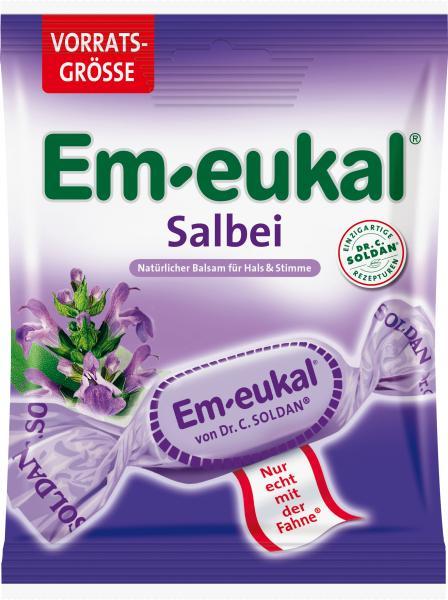 Em-eukal Hustenbonbons Salbei