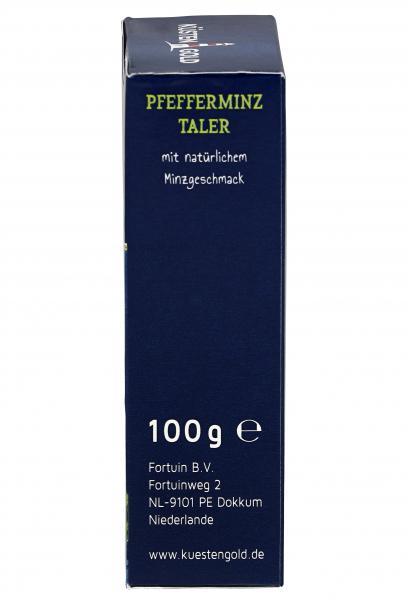 Küstengold Pfefferminz Taler