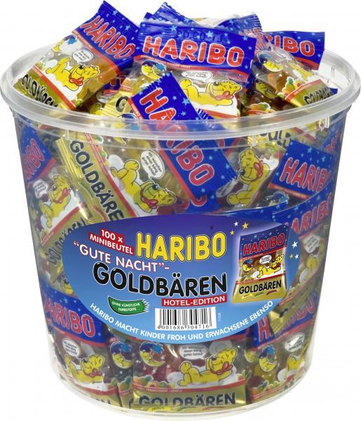 Haribo Gute Nacht Goldbären Minis