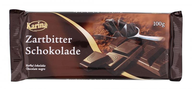 Karina Zartbitter Schokolade