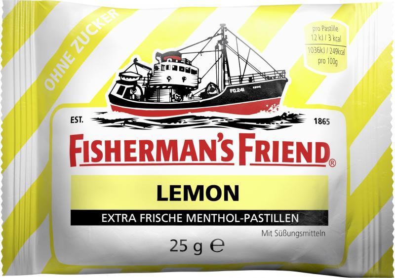 Fisherman's Friend Lemon