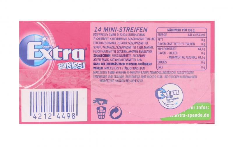 Wrigley's Extra for kids classic
