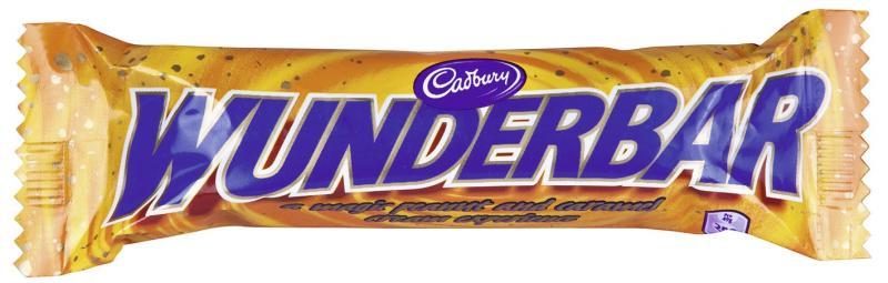 Cadbury Wunderbar Riegel