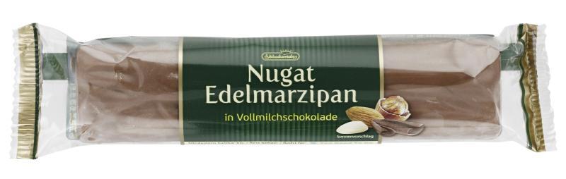 Schluckwerder Nugat Edelmarzipan