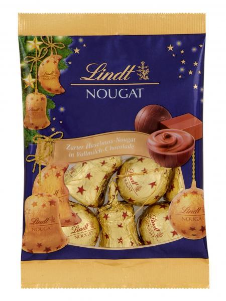 Lindt Haselnuss-Nougat Baumschmuck
