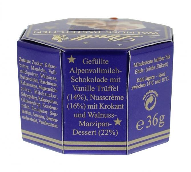 Lindt Walnuss-Pastetchen