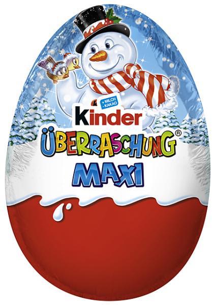 Kinder Überraschungs-Ei Maxi