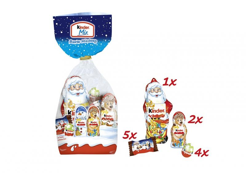 Kinder Mix Beutel