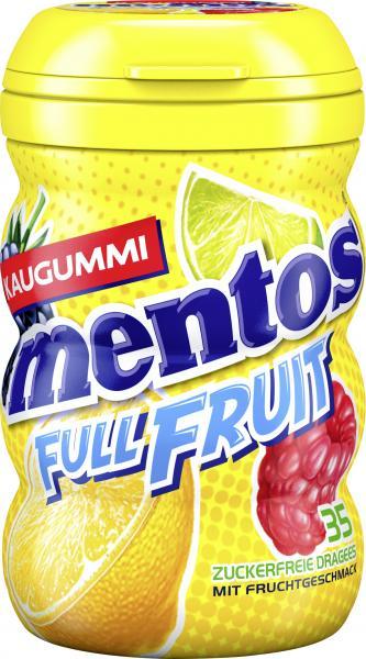 Mentos Full Fruit Kaugummi