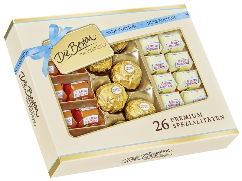 Die Besten von Ferrero Nuss-Edition
