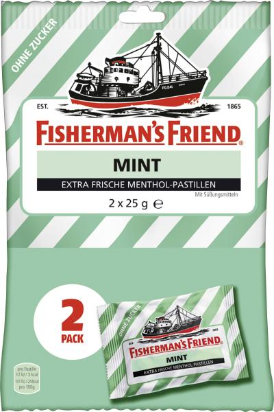Fisherman's Friend Mint ohne Zucker