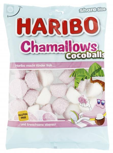Haribo Chamallows Cocoballs