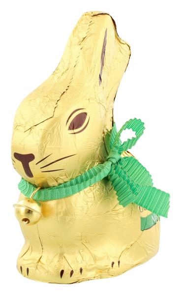 Lindt Goldhase Nuss