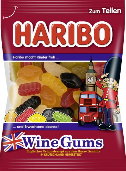 Haribo Wine Gums