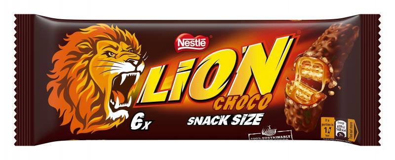 Nestlé Lion Choco Snack Size