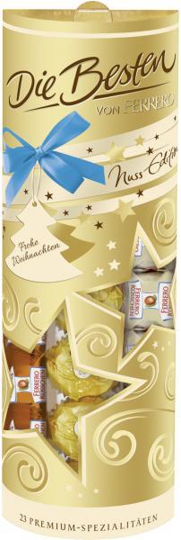 Die Besten von Ferrero Nuss Edition