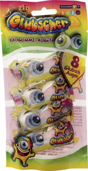 Zed Candy Glubscher Kaugummi-Augen