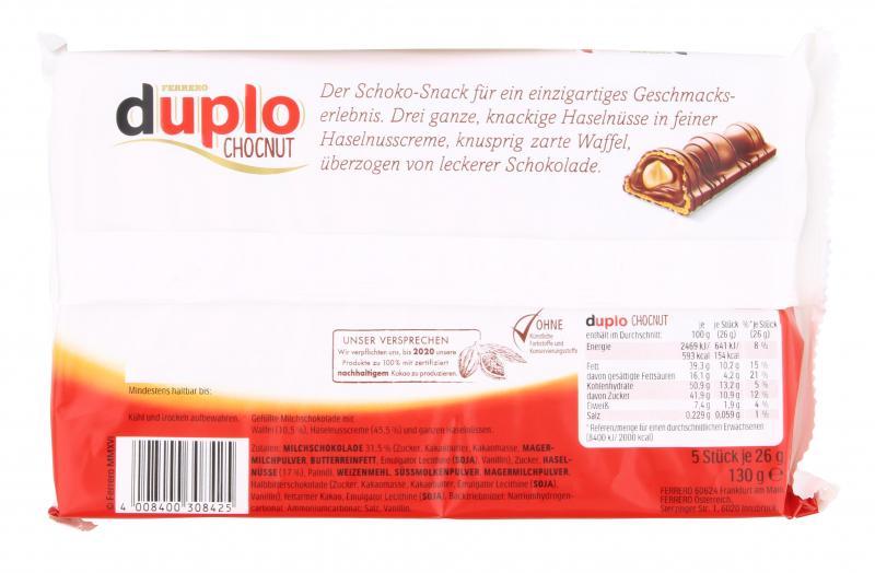 Duplo Chocnut
