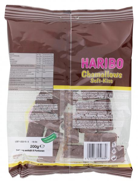 Haribo Chamallows Soft-Kiss