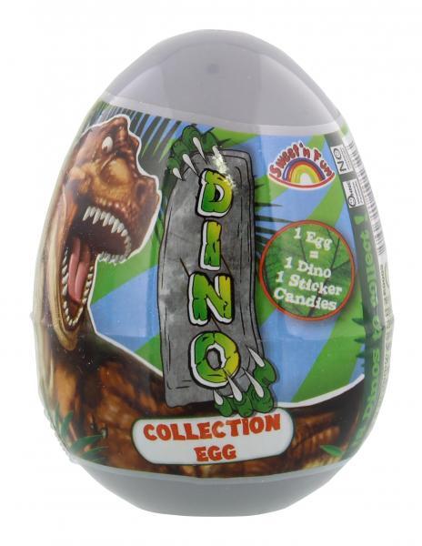 Sweet'n Fun Dino Collection Egg