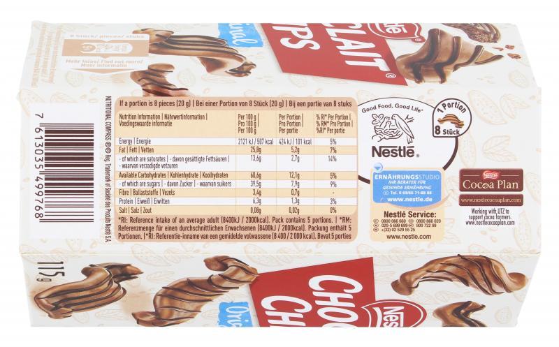 Nestlé Choclait Chips Original