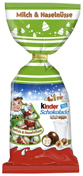 Kinder Mini Eggs Milch & Haselnüsse