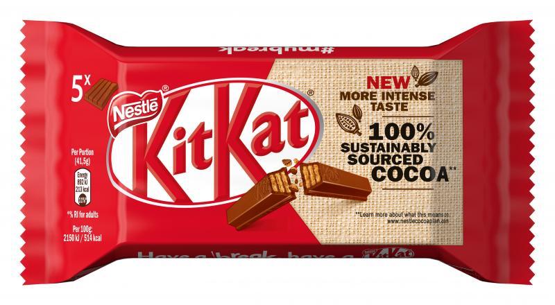 Kitkat Schokoriegel Milchschokolade